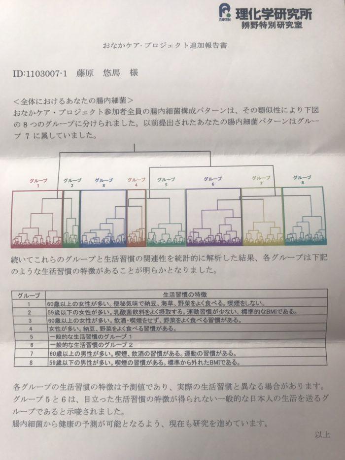おなかケアプロジェクト8